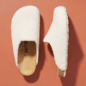Anthropologie Malo Clog Slippers